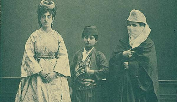 الدولة العثمانية Photo: المصري لايت / 50 صورة تستعرض أزياء ولايات الدولة العثمانية