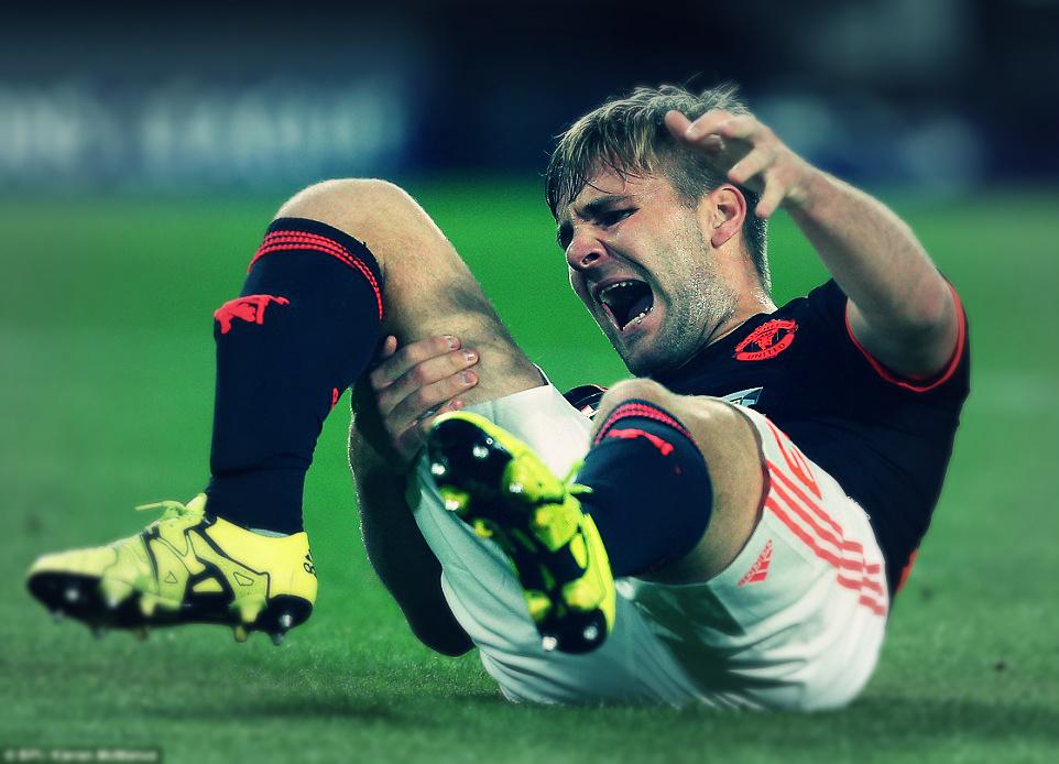 اصابات اللاعبين في كرة القدم