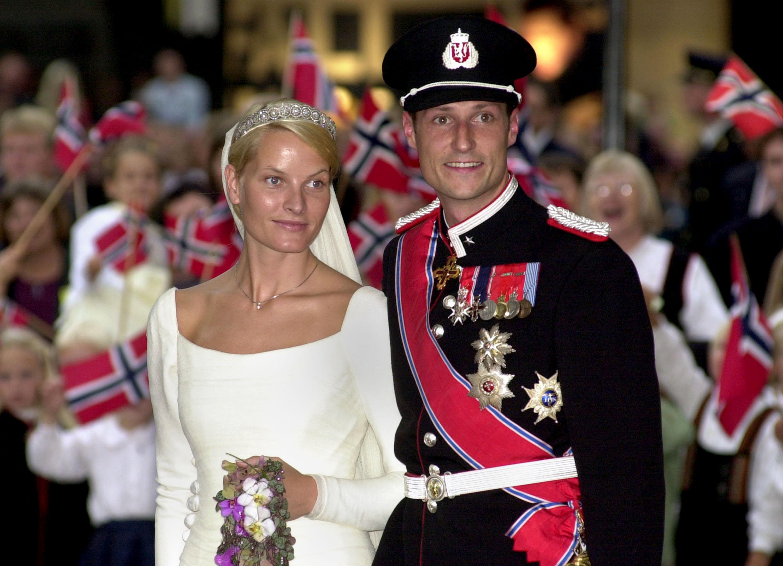 Norwegian Royal Wedding