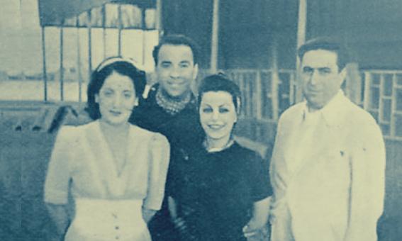 نتيجة بحث الصور عن أحمد سالم وأسمهان