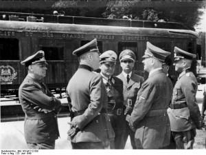 Waffenstillstand von Compiègne, Hitler, Göring