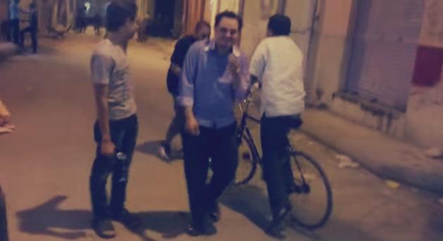 المصري لايت كفيف يقود عجلة بالصعيد على طريقة الشيخ حسني