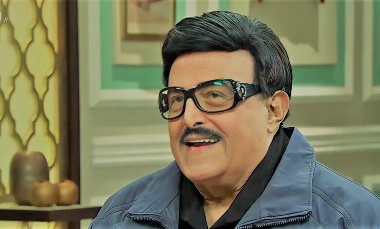 نشرة الكوميكس الحزينة  الجمهور يودع سمير غانم بإيفيهاته