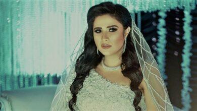 ما سر تمسك ياسمين عبدالعزيز بفستان الزفاف في معظم أعمالها