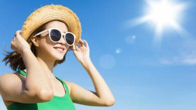 10 نصائح صيفية لعيون صحية