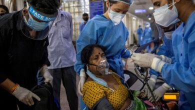 بعد الأسود والأبيض.. ظهور الفطر الأصفر في الهند يصيب مرضى كورونا