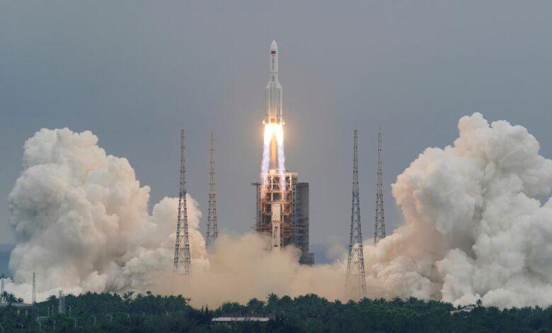 الصاروخ الصيني يحطم طموحات السفر إلى جزر المالديف ..ما السبب؟