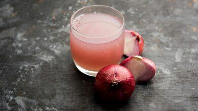 12 فائدة لعصير البصل للشعر والبشرة والصحة