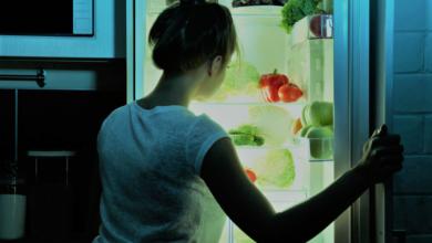 الأطعمة غير الصحية