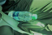 ◄ شاهد ترك زجاجة مياه داخل سيارتك يسبب كارثة...إليك السبب