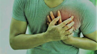 الأزمة القلبية