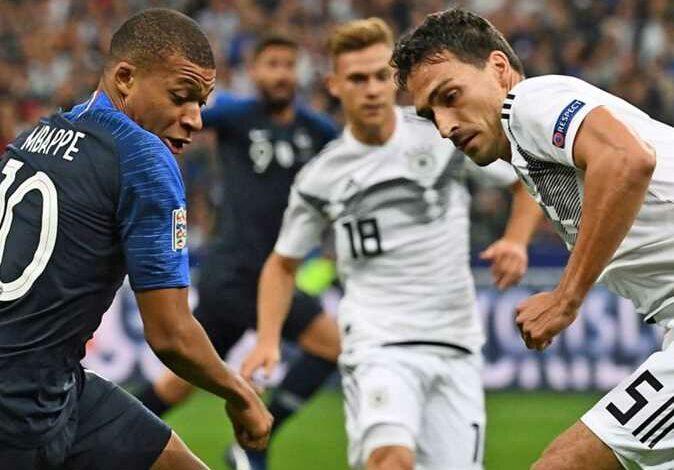 ألمانيا وفرنسا
