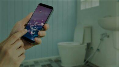 لا تأخذ هاتفك معك إلى المرحاض أبدًا