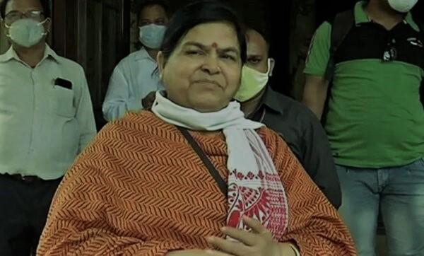 وزيرة هندية