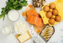 كم يحتاج جسمك يوميًا من الكالسيوم وفيتامين د؟