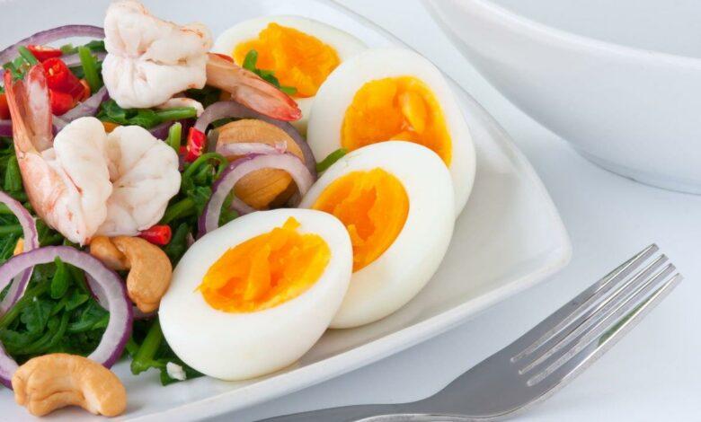 دايت البيض.. ما مدى فعاليته في إنقاص الوزن؟