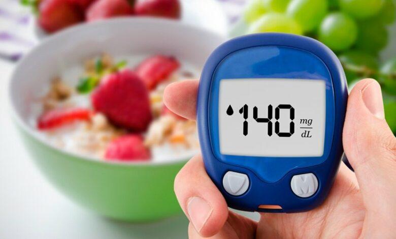 6 أصناف غذائية لمريض السكري لا غنى عنها