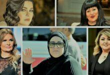 «هل يخشى الفنانون من الجمهور؟».. نجوم يبررون غيابهم عن جنازة دلال عبدالعزيز على «السوشيال ميديا»