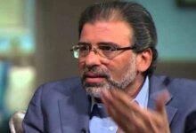 أول ظهور لـ خالد يوسف بعد عودته إلى القاهرة: «منورة بأهلها»
