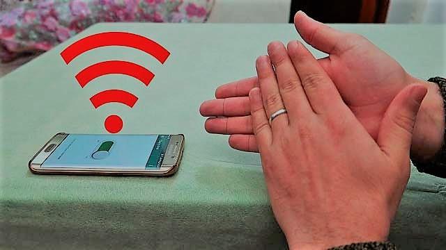 تطبيق يساعدك على إيجاد هاتفك بـ«التصفيق والتصفير»