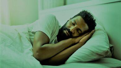 ساعات النوم