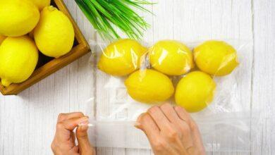 اكتشف السر في إبقاء الليمون طازجًا لعدة أشهر في الثلاجة