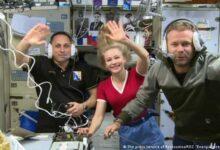 «التحدي».. الانتهاء من تصوير أول فيلم في الفضاء.. ماذا عن طاقم العمل؟